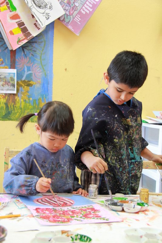 Fremont Art Classes - Green Forest Art Studio - Class Schedule