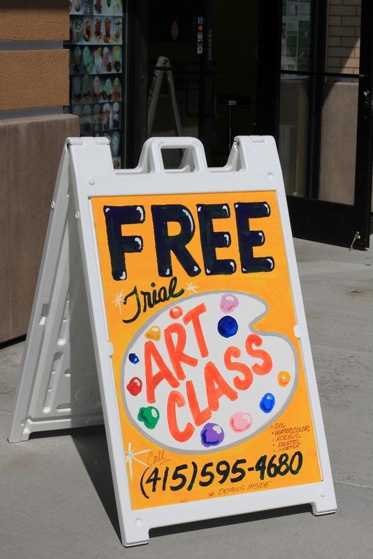 Fremont Kids Art Class - Green Forest Art Studio - Sign Up for a Free Trial Class