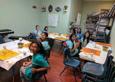 Summer Art Camp - Green Forest Art Studio (Fremont)