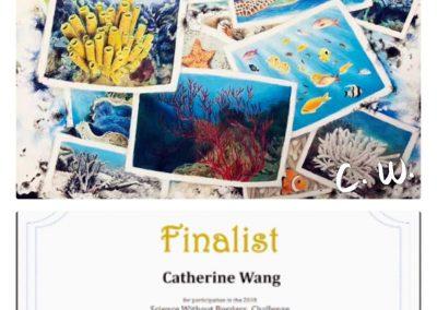 Green Forest Art Studio - Kids Art Classes - Student Award 10