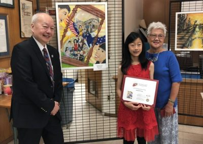 Green Forest Art Studio - Kids Art Classes - Student Award 2