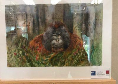 Green Forest Art Studio - Kids Art Classes - Student Award 20